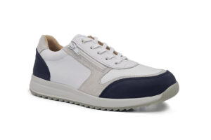 Nimco Made 4 You-7006 Sharon Lace-White / Navy-rechts