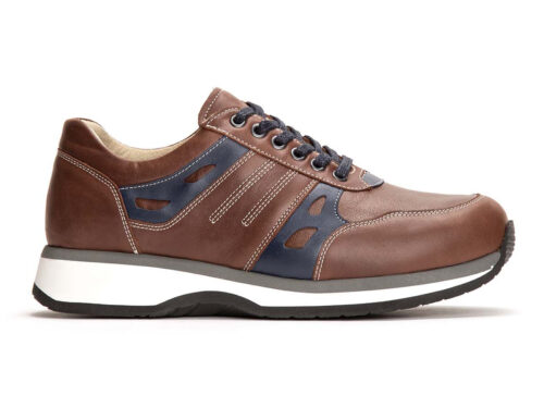 Nimco Made 4 You-7504 San Francisco-Cognac / Navy-links