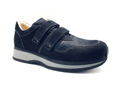 Nimco Made 4 You-7700 Brave Velcro-Black-rechts