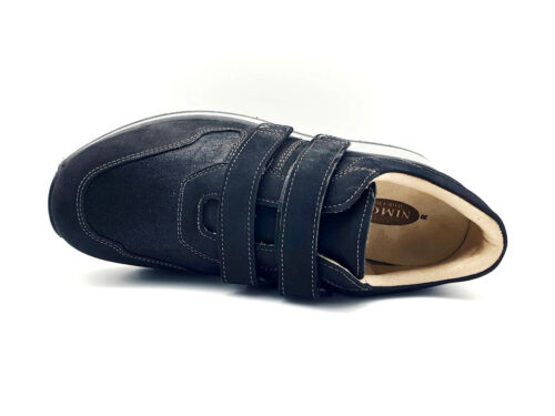 Nimco Made 4 You-7700 Brave Velcro-Black-bovenkant