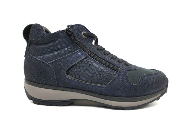 Xsensible Stretchwalker-Filly-Navy Metal-links