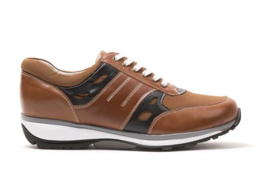 Xsensible Stretchwalker-New York-Cognac-links