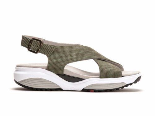 Xsensible Stretchwalker-Corfu-Olive-links
