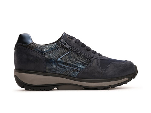 Xsensible Stretchwalker-Jersey-Dark Blue Metallic-links