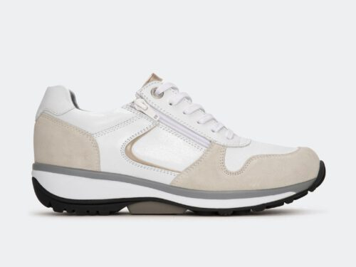 Xsensible Stretchwalker-Jersey-Off White / White-links