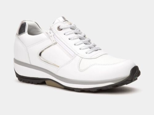 Xsensible Stretchwalker-Jersey-White / Chrome-rechts
