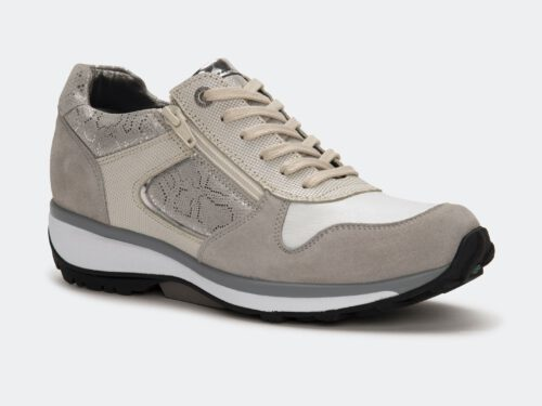 Xsensible Stretchwalker-Jersey-Grey / Silver-rechts
