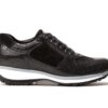Xsensible Stretchwalker-Chelsea-Black Patent-links