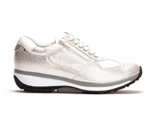 Xsensible Stretchwalker-Chelsea-White / Silver-links