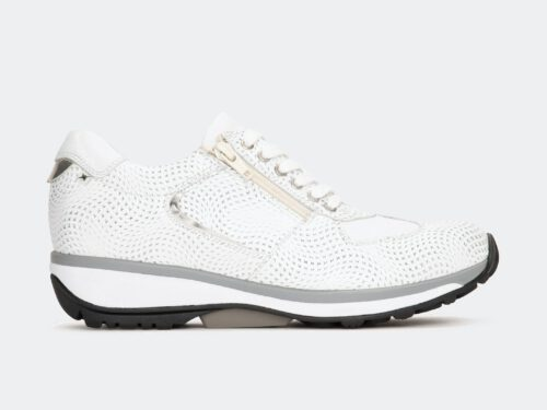 Xsensible Stretchwalker-Chelsea-White / Silver Hypnotic-links