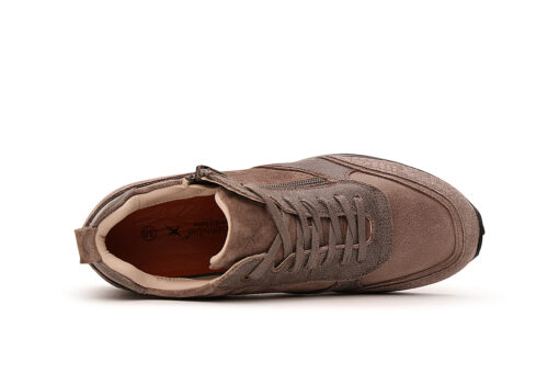 Xsensible Stretchwalker-Laviano-Taupe-bovenkant