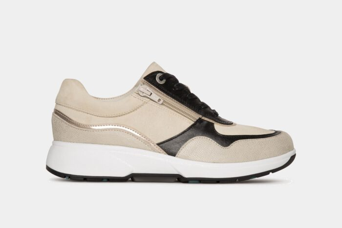 Xsensible Stretchwalker-Lima-Off White / Black-links
