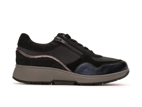 Xsensible Stretchwalker-Lima-Navy / Black-links