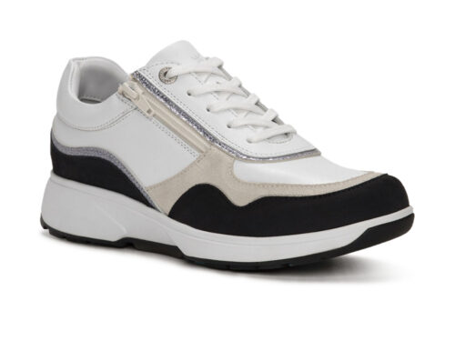 Xsensible Stretchwalker-Lima-White / Navy-rechts