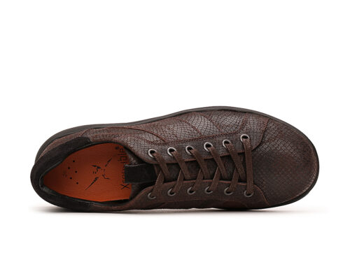 Xsensible Stretchwalker-Toulouse-Brown-bovenkant