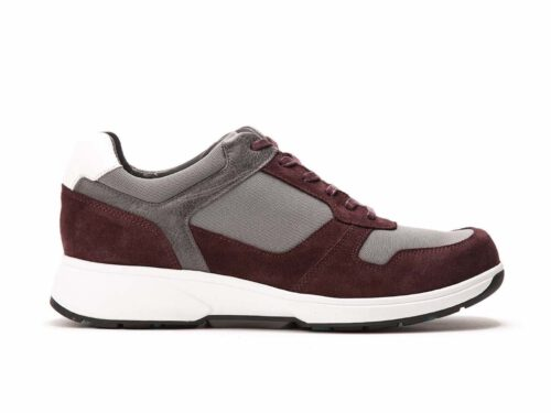 Xsensible Stretchwalker-Moscow-Wine / Grey-links