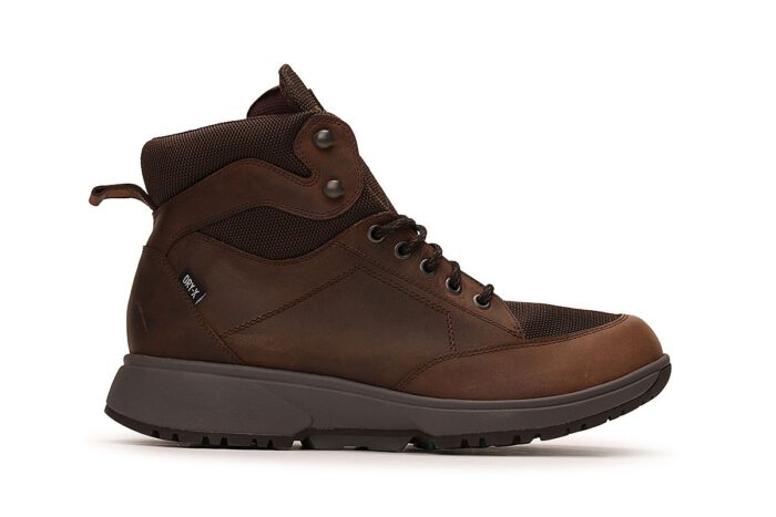 Xsensible Stretchwalker-Seattle Men Dry-X-Brown-links