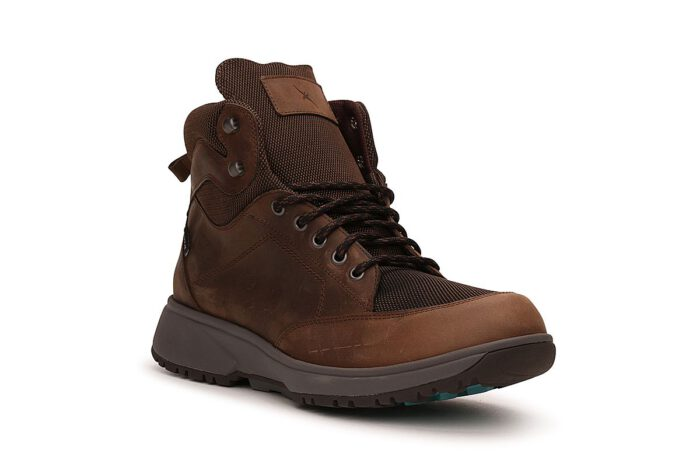 Xsensible Stretchwalker-Seattle Men Dry-X-Brown-rechts