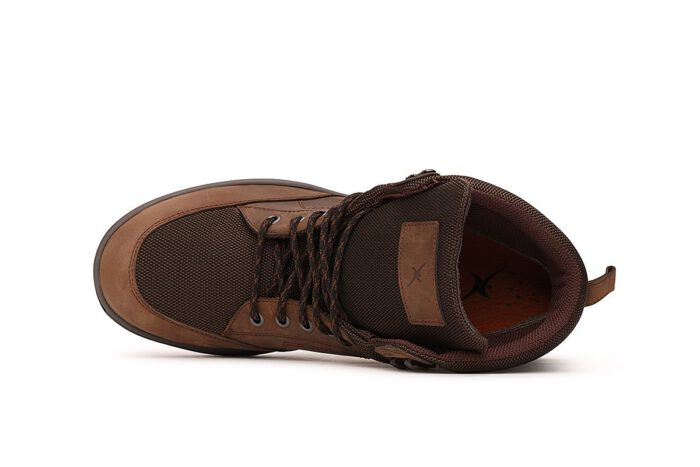 Xsensible Stretchwalker-Seattle Men Dry-X-Brown-bovenkant