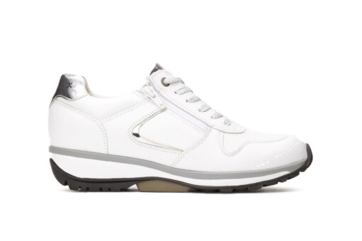 Xsensible Stretchwalker-Jersey-White / Chrome-links