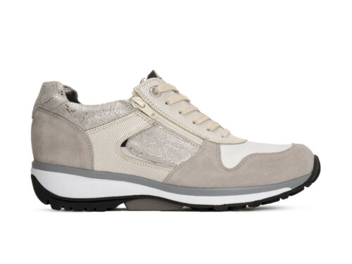 Xsensible Stretchwalker-Jersey-Grey / Silver-links