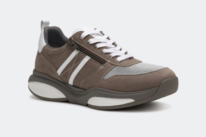 Xsensible Stretchwalker-SWX3 - Men-Taupe / White-rechts