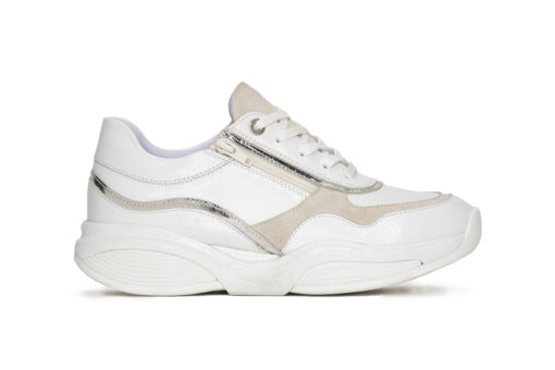 Xsensible Stretchwalker-SWX11-White / Silver-links