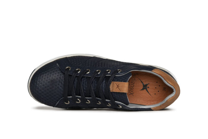 Xsensible Stretchwalker-Toulouse-Navy-bovenkant