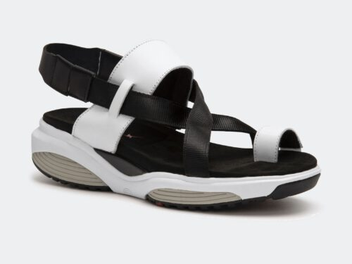 Xsensible Stretchwalker-Banda-White / Black-rechts