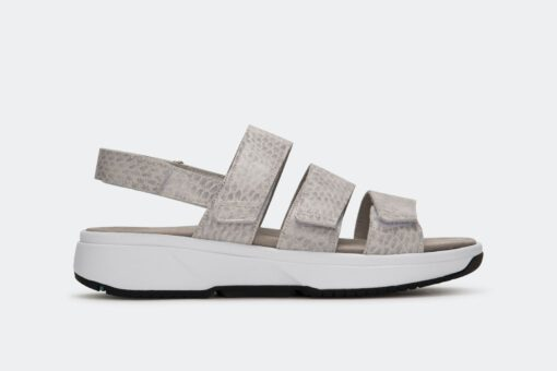 Xsensible Stretchwalker-Flores-Off White Croco-links