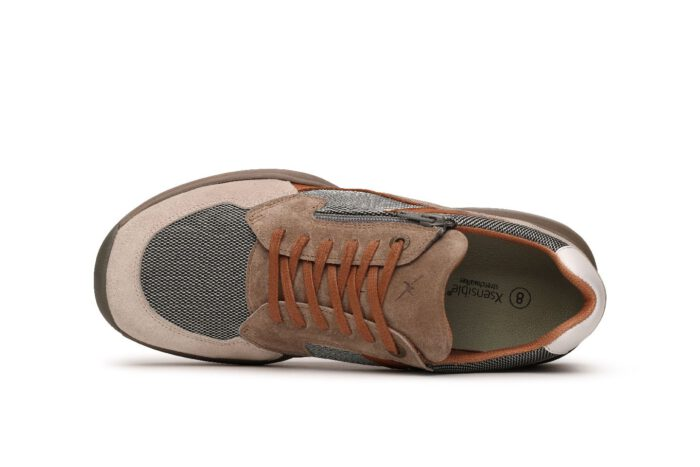 Xsensible Stretchwalker-SWX14-Taupe-bovenkant