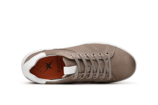 Xsensible Stretchwalker-Toulouse-Taupe-bovenkant