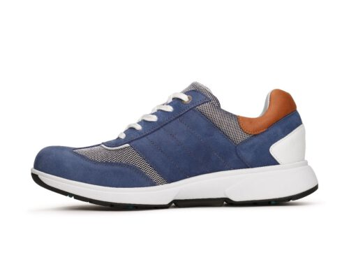 Xsensible Stretchwalker-Dublin-Multi Blue-schuin