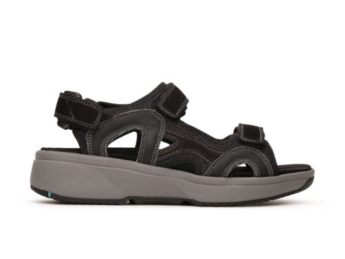 Xsensible Stretchwalker-Timor-Black-links