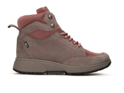 Xsensible Stretchwalker-Seattle Women-Stone / Pink-links
