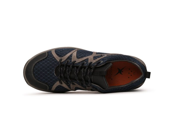 Xsensible Stretchwalker-Stockholm Men-Navy-bovenkant