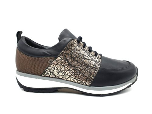 Xsensible Stretchwalker-Nice-Black / Bronze-links