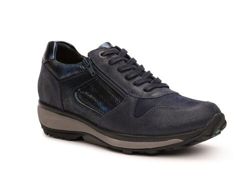 Xsensible Stretchwalker-Jersey-Dark Blue Metallic-rechts