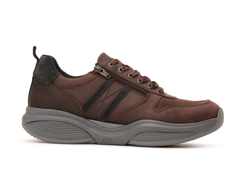 Xsensible Stretchwalker-SWX3 - Men-Brown / Navy-links