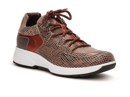 Xsensible Stretchwalker-Lille-Taupe Combi-rechts